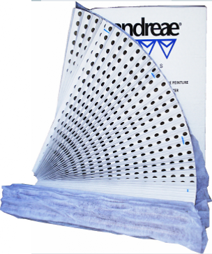 Andreae Af923 High Efficiency Exhaust Filter 36 Quot X 30