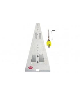 Lamello Divario P-18 Marking Jig (Includes Drill and Depth Stop)