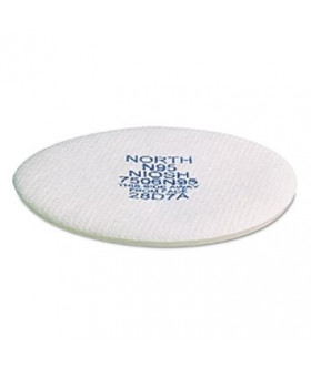North Filter, 7506 N95 Non Oil Particulate Filter Package of 2