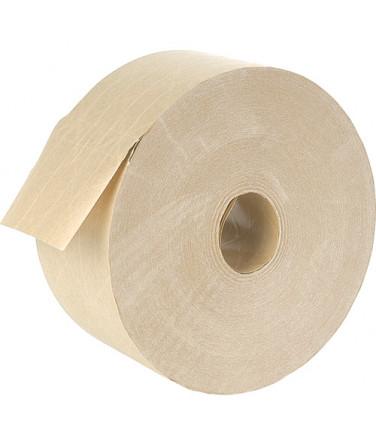 Reinforced Gum Tape 72 mm x 150 meter, 10 Rolls per Case