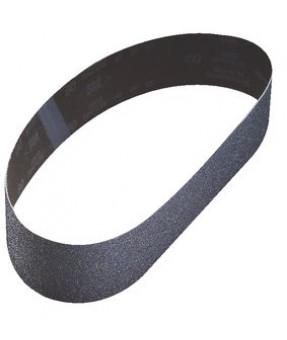 """SIA 1 1/8""""x21"""" 2707 Silicon Carbide Belt P80 Cost per 6 Belts"""