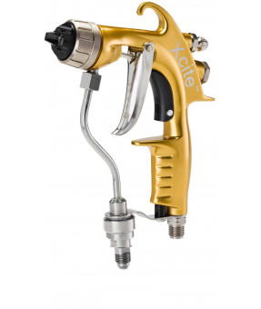 Kremlin 120 bar Xcite Spray Gun without Fluid Swivel Fitting - no tip