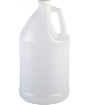 1 Gallon Plastic Jug, comes with Lid