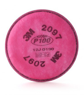 3M™ Particulate Filter, 2097, P100