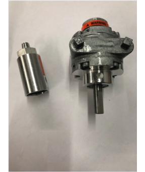 Air Motor, 5 Gallon Agitator - 000-740-002