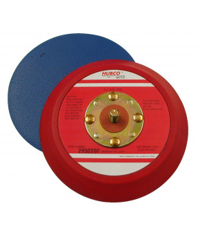 "HUBCO SANDING PAD 6"" TAPERED"