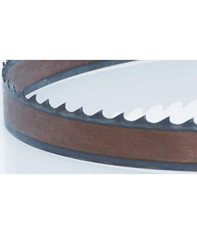 1/4 X 157 1/2 X 4TPI, Silicone Bandsaw Blade