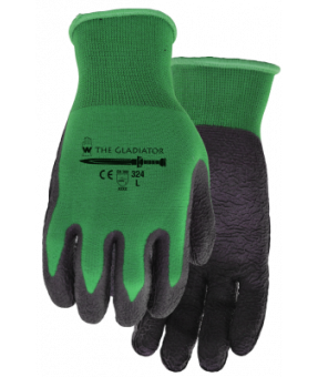 Gladiator Fine Nylon Shell, Nitrile Coated Palm, Cost Per Pair