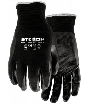Watson Stealth Nitrile Coated Gloves Original