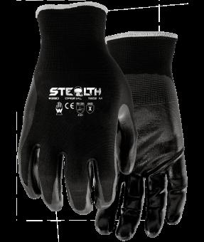Watson Stealth Nitrile Coated Gloves Original