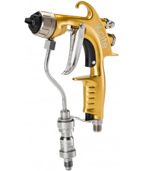 Kremlin 120 bar Xcite Spray Gun with Fluid Swivel Fitting - no tip