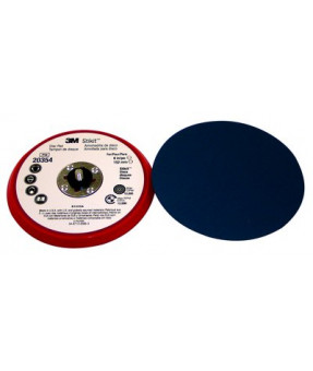 3M™ Stikit™ Low Profile Disc Pad, 20354, 6 in x 3/8 in x 5/16-24, external