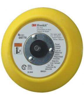 3M™ Hookit™ Disc Pad 05775, 5 in x 3/4 in 5/16-24 External