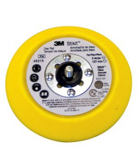 3M™ Stikit™ Disc Pad 45215, 5 in x 3/4 in x 5/16-24 External