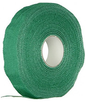 """Green Cohesive Gauze Tape for Finger and Hand Protection - 19mm x 27.4m (3/4"""" x 30yd)"""