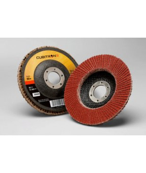 3M™ Cubitron™ II Flap Disc 967A, T27
