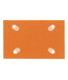 Dynabrade 56316 Short Nap Vacuum Dynabug II Disc Pad, Hook-Face, 3 x 4 1/4