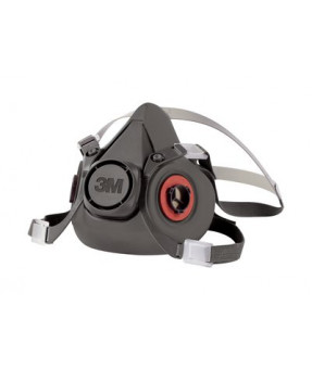 3M™ Half Facepiece Reusable Respirator, 6300, large