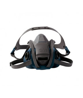 3M™ Quick Latch Rugged Comfort Half Facepiece Reusable Respirator