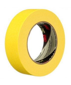 3M 301+ Yellow Performance Masking Tape