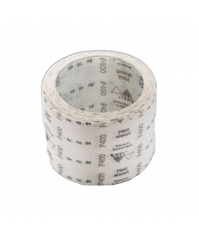 Sianet 7500 4 1/2x11 Yard Ceramic Net Backed Abrasive Roll