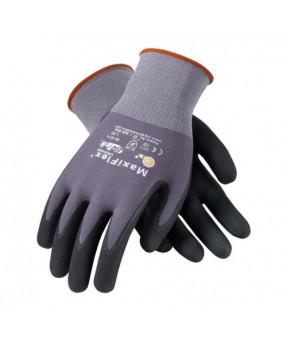 ATG MaxiFlex Ultimate Nitrile Micro-Foam Coated Gloves