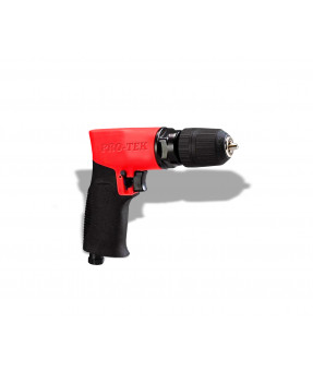 "AirPro 3/8"" Reversible Drill with Keyless Chuck, 1800 RPM"