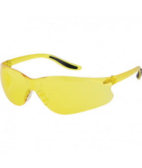 Zenith Amber Safety Glasses, Z500 Series