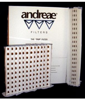 Andreae High Efficiency Exhaust Filter Pads