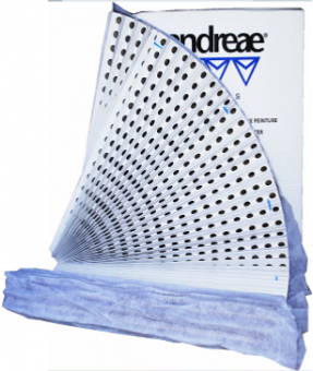Andreae High Efficiency Spray Booth Filter