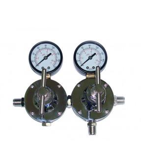 Pro-Tek AR-2 Dual Regulators for Pressure Pot