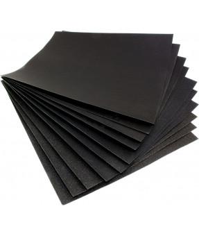 3 x 4 1/3 B1 sheets - P400 grit