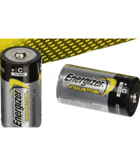 Energizer Industrial C Battery, 1.5 Volt