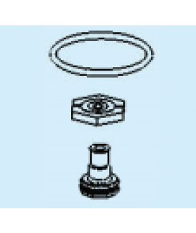Kremlin Air Motor Reversing Kit EOS 144-130-191