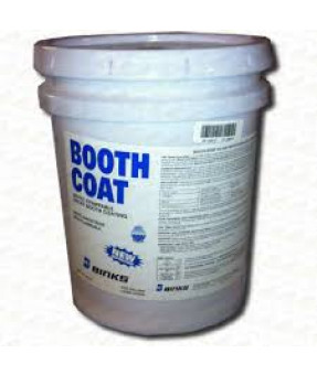 Booth Coat (clear) - 1 Gallon Can