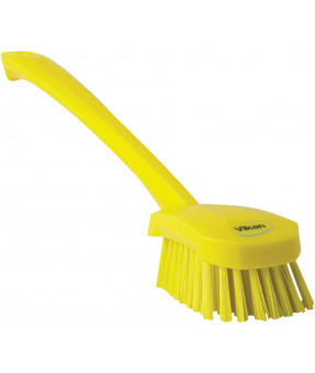 Machine/Hopper Brush, 16 inch, Firm Bristles