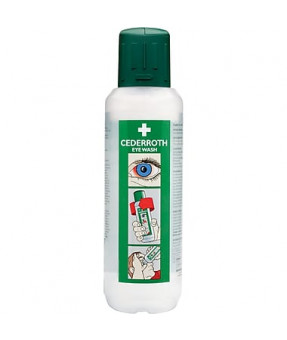 Cederroth Eyewash Hand Bottle, 500ml
