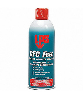 Contact Cleaner, CFC Free, 312g, Aerosol Spray
