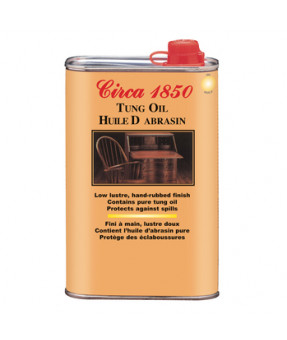 Circa 1850 Tung Oil 4L Can