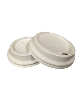 Coffee Cup Lids, 10-12oz, 1000/case