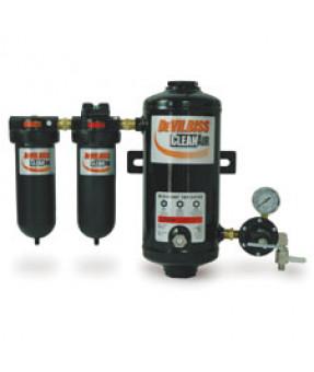 DeVilbiss DAD-500 Three-Stage Desiccant Filtration System