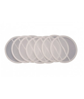 DeKups Disc Filters - 200 Micron Filter Screen, Pack of 24