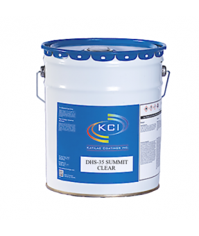 KCI Summit Clear Post Catalyzed Conversion Varnish