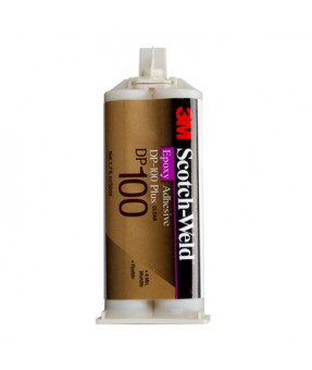 DP100 Plus Clear Epoxy Adhesive 50 ml Tubes