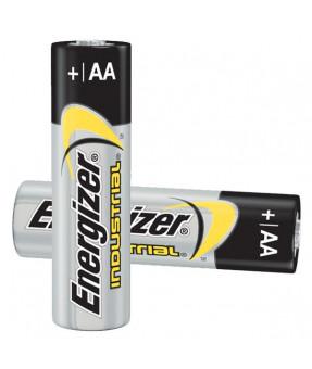AA Energizer Industrial Alkaline Battery, 1.5 volt