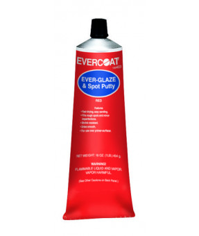 Everglaze Lacquer Based Putty, 454 Gram tube