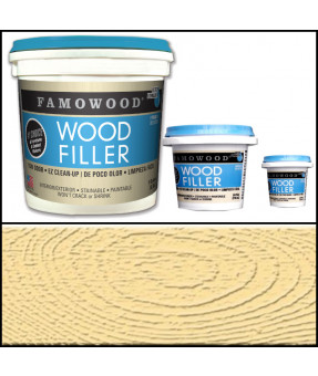 Famowood Wood Filler- Natural Tulepa