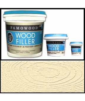 Famowood Wood Filler- White