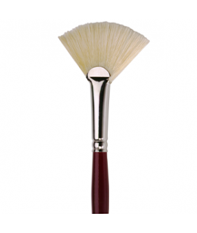 Touch-up Artist's Brush, Fan Tip