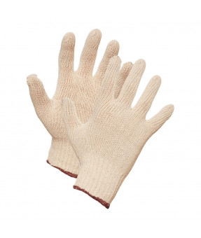 Fishermans String Knit Cotton Gloves